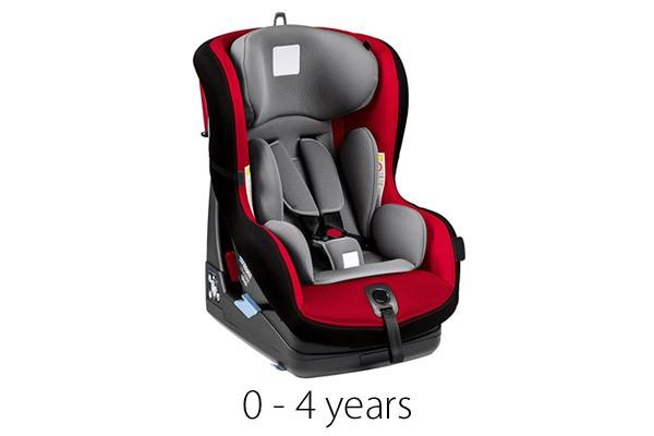 BABY SEAT 0-4 YEARS