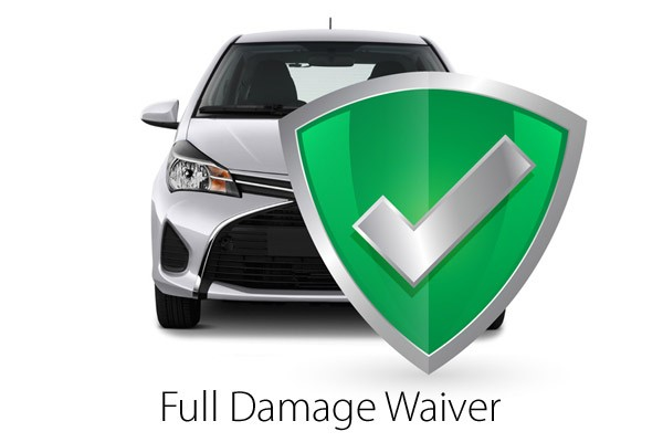 FULL DAMAGE WAIVER