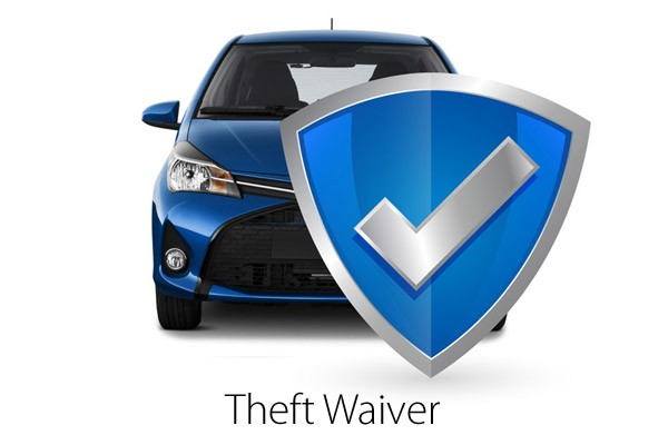 THEFT WAIVER